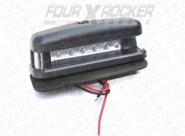 LUCE TARGA POSTERIORE A LED LAND ROVER DEFENDER / FXRBMXFC100550LED