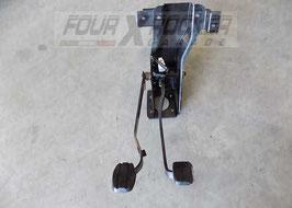 Pedaliera freno - frizione Suzuki Samurai - SJ - tipo 1