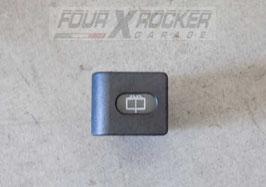 Pulsante interruttore dispositivo lavavetri lunotto posteriore Land Rover Discovery 1 200tdi
