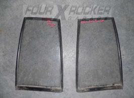 Vetri cristalli deflettori fissi posteriori Mitsubishi Pajero 2 (V20) - 5 porte
