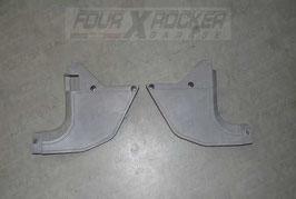 Coppia pannelli paratacchi inferiori anteriori 8955001018 - 8955001019 Jeep Cherokee XJ 84-96