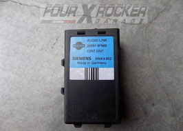 Dispositivo controllo audio Nissan Terrano 2 2.7td 97-99 / AUDIO LINK NISSAN 28591 9F960 CONT UNIT
