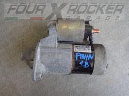 Motorino avviamento originale Pajero Pinin 1.8 gdi