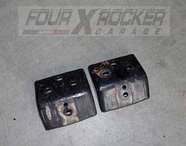 Coppia zampe supporti motore Suzuki Vitara 1.6  - lato telaio
