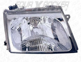 FARO FANALE H4 MANUALE TOYOTA HILUX PICK UP LN165 01/03