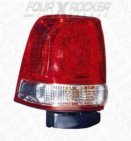 FANALE STOP POSTERIORE ESTERNO A LED BIANCO/ROSSO TOYOTA LAND CRUISER SERIE 200 dal '08
