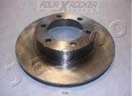 DISCO FRENO ANTERIORE TOYOTA LAND CRUISER KZJ / KDJ 90 - 95 / FXR-RS60205