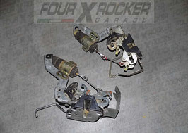Serrature scontri chiusure elettriche + attuatore (cilindrico) sportelli posteriori Toyota 4RUNNER 5p