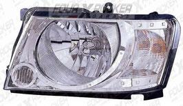 FARO PROIETTORE SX H4 C/MOTORINO ELETTRICO NISSAN PATROL 04-09 / FXR-6MS3G
