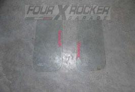 Vetro cristallo lunotto piccolo DX / SX Land Rover Defender