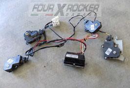 Kit completo attuatori elettrici bocchette stufa interno abitacolo Jeep Grand Cherokee WJ 99-04