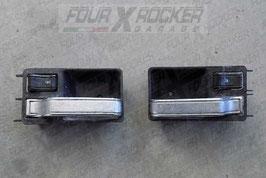 Maniglie interne apri porta sportello posteriore Jeep Cherokee XJ 5 porte 84-96
