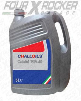 OLIO MOTORE 4L CHALLOILS CATALIST 15W40