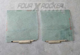 Vetri cristalli scendenti portiere posteriori Land Rover Discovery 1 200tdi 5 porte