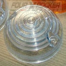 PLASTICA FARO FANALE ANTERIORE BIANCO LAND ROVER DEFENDER  / FXRRP589284