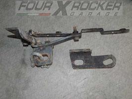 Anello gancio traino attacco scocca Jeep Cherokee XJ 97/01
