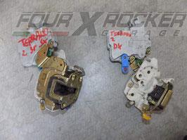 Serrature scontri portiere sportelli anteriori Nissan Terrano 2 97-99 3 / 5 porte