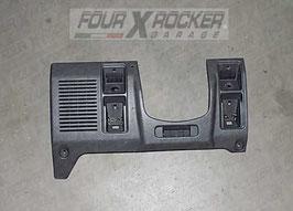 Cover sotto volante inferiore cruscotto SX Mitsubishi Pajero 2'serie GLS
