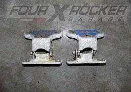 Coppia cerniere sportello posteriore DX / SX per Discovery 2 td5 - lato giuda