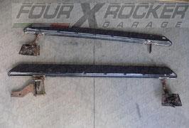 Coppia pedane laterali Mitsubishi Pajero 2 - 5 porte