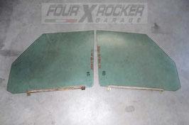 Scendenti vetro cristalli anteriore DX / SX Land Rover Discovery 2 TD5