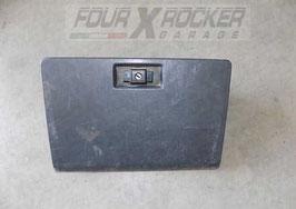 Cassetto console portaoggetti cruscotto lato SX (passeggero) Mitsubishi Pajero 1' serie