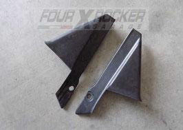 Coppia triangoli interni specchietti retrovisori Nissan Patrol GR Y61  3 porte