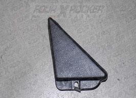 Cover coperchio triangolo interno specchietto retrovisore SX Jeep Cherokee XJ 84-96