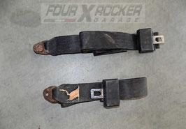 Coppia cinture centrali posteriori Suzuki Vitara 3 porte - tipo 2