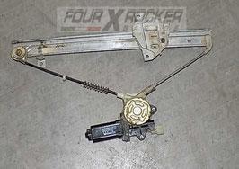 Meccanismo alzacristallo elettrico + motorino alzavetro MB517475 posteriore SX (lato guida)  Mitsubishi Pajero 2 - 5 porte