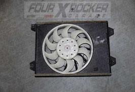 Ventola raffreddamento radiatore A/C aria condizionata Mitsubishi Pajero Pinin 1.8 / 2.0 GDI