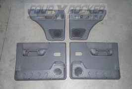 Kit N.4 pannelli sportelli Land Rover Discovery 2 td5