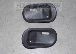 Cover conchiglia maniglie apri porta interne anteriori Land Rover Discovery 2 Td5