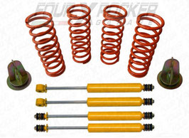 ASSETTO KIT RIALZO TIGER +5 CM per LAND ROVER DEFENDER 110 - 130