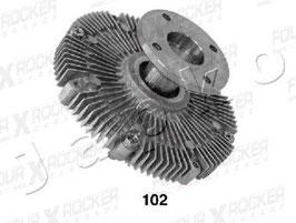 GIUNTO VISCOSO VISCOSTATICO ECOFAN NISSAN PATROL GR Y61 2.8   /    FXR-RS36102