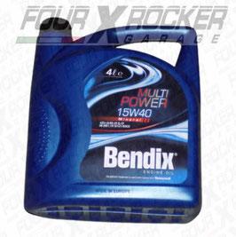 OLIO MOTORE 4L  BENDIX MULTI POWER 15W40