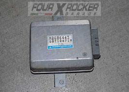 Relè modulo centralina controllo cruise control tempomat MB686443 Mitsubishi Pajero 2 2.5td
