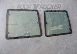 Vetri cristalli deflettori posteriori Land Rover Discovery 1 300tdi 3 porte