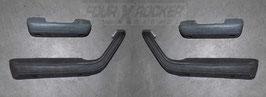 N.4 braccioli interni tira portiere grigio scuro Jeep Cherokee XJ 5porte 84-96