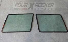 Vetro cristallo fisso carrozzeria posteriore Land Rover Discovery 1 300tdi  3 porte
