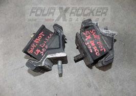 Coppia supporti motore Land Rover Discovery 1 300tdi