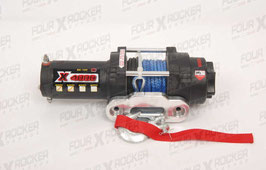 VERRICELLO TYREX ATV 4000 CON CAVO SINTETICO - FXR4000S
