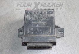 Modulo centralina relè preriscaldamento candelette BOSCH 0333402006 12v Jeep Cherokee XJ 2.1td 84-96