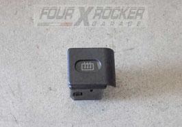 Pulsante interruttore dispositivo antiappannante lunotto (spanna lunotto) Land Rover Discovery 1 200tdi