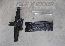 Cric  martinetto originale Mitsubishi Pajero Pinin 3 porte