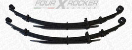 COPPIA BALESTRE +5CM KING OFF ROAD TOYOTA HILUX LN65