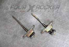 Molle Tiranti arresto portiere DX / SX Mitsubishi Pajero 1'serie
