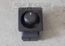 Pulsante comando regola specchietti retrovisori laterali Land Rover Discovery 1 200tdi