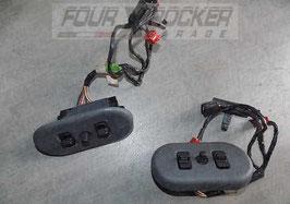 Comandi pulsanti regolazione sedili elettrici Jeep Cherokee XJ fino al '96
