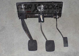Pedaliera pedale frizione - freno - acceleratore Range Rover Classic 2.4td